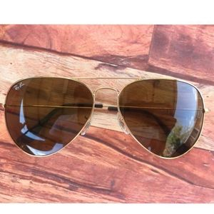 🔥60% OFF AUTHENTIC RAY BAN AVIATOR